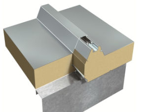 Low Thermal Conductivity Cold/Clean Room PU Sandwich Panel pictures & photos
