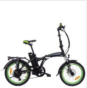 "20"" 250-500W Folding Electric Bike Tdn16z pictures & photos"