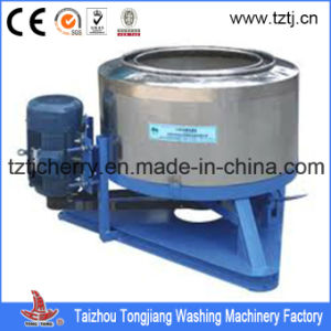 Laundry Centrifuge Extractor 500kg Wet Fabric Centrifugal Extractor CE/ISO/SGS pictures & photos