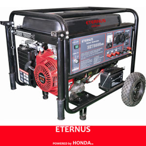Standby Original Honda Gasoline Generator (BH7000DX) pictures & photos