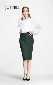 Casual Jessery Office Pencil Women Dress pictures & photos