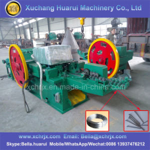 Low Carbon Wire Nail Making Plant/Nail Production Line/Nail Forming Machine pictures & photos