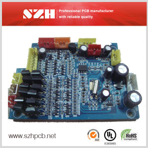 Intercom System OEM SMT Multilayer PCB PCBA Board pictures & photos