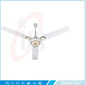 Unitedstar 56′′ Metal Cover Ceiling Fan (USCF-141) with CE/RoHS pictures & photos