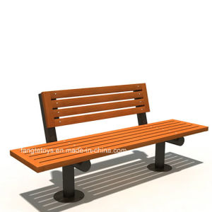 Park Bench, Picnic Table, Cast Iron Feet Wooden Bench, Park Furniture FT-Pb030 pictures & photos