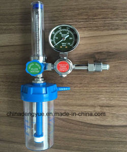 Manufacturer Approved Hospital Oxygen Regulator Pressure Regulator Supplier Medical Equipment pictures & photos