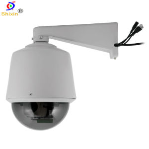 Outdoor High Speed Dome 27X Optical Zoom Web Camera (IP-510H) pictures & photos