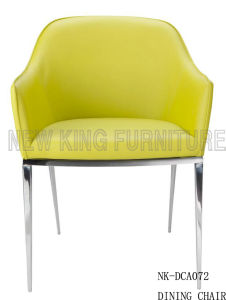 Hot Sale Cafe Chairs Dining Chairs Stainless Steel Chairs (NK-DCA072) pictures & photos