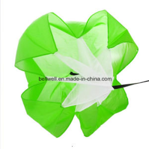 Speed Training Wind Resistance Parachute with Carry Bag pictures & photos