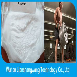 Anavar White Crystal Powder Oxandrolon for Mass Massive Muscles CAS 53-39-4 pictures & photos