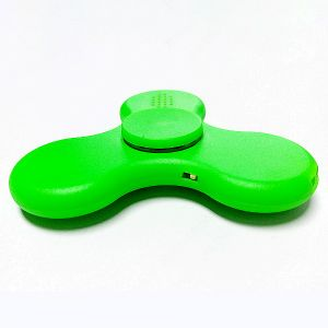 Bluetooth Rolling Finger Hand Cube Fidget Spinner W/Speaker & LED pictures & photos