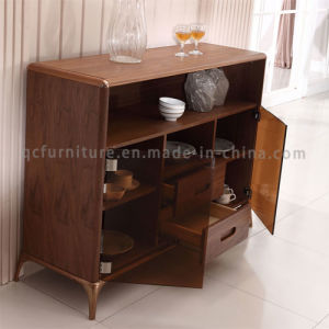 Modern MDF Board Wood Drawers Kitchen Cabinet pictures & photos