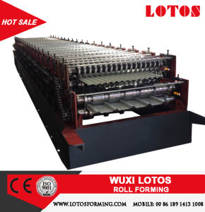 New Style Double Layer Roll Forming Machine Lts-1703 pictures & photos