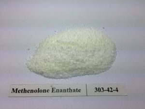 CAS 303-42-4 Raw Steroid Powders Natural Safe Methenolone Enanthate pictures & photos