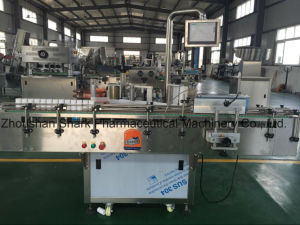 Automatic High-Speed Square and Round Pharmaceutical Bottle Labeling Machine
