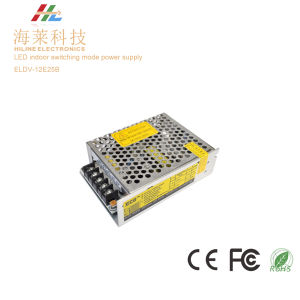 Switching Mode Indoor LED Power Supply 25W Eldv-12e25b pictures & photos
