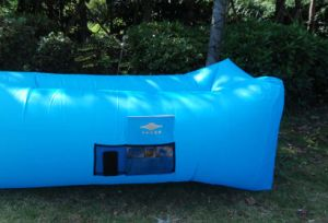 Update Festival Camping Holiday Laysack Inflatable Air Bed Sofa Lounge Lamzac Hangout (L132) pictures & photos