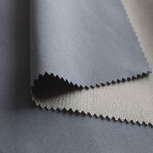 Cotton Composite with Knitted Fabric (SL3314-1) pictures & photos