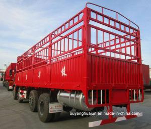 8.6 Meters Warehouse Stake Van Type Semitrailer pictures & photos
