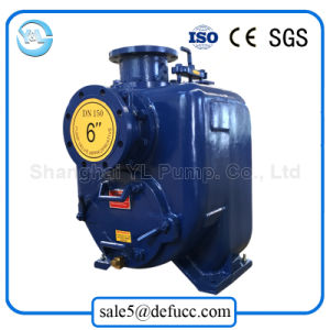 Self Priming Centrifugal Diesel Engine Fire Protection Pump pictures & photos