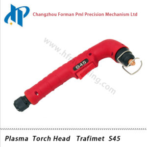 Trafimet S45 Plasma Cutting Torch Head Low Frequency Air Cooled pictures & photos