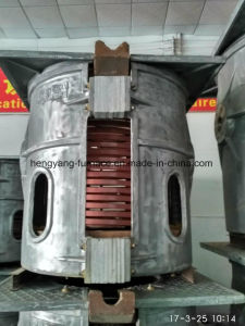 China Wholesale Bronze Induction Melting Furnace for Sale pictures & photos