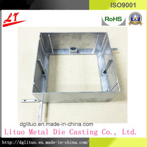 Hardware Metal Aluminum Die Casting Shelf Components pictures & photos