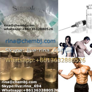Androstanolone Anabolic Steroids Stanolone/Dht Bodybuilding pictures & photos
