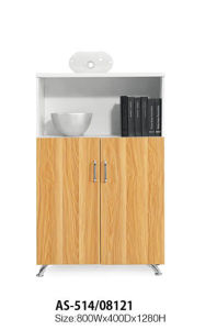 Different Size Modern Office Corner Storage Cabinet pictures & photos