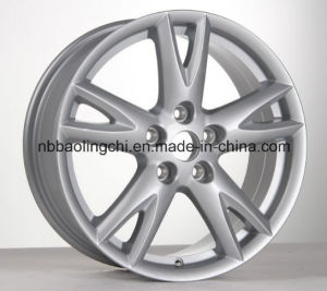 17 Inch Car Aluminum Wheels with PCD 5X114.3 for Nissan pictures & photos