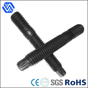 Carbon Steel Black Zinc Plated Thread Rod Torx Head Copper Screw pictures & photos