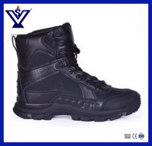 Sandy Combat Army Boots with High Quality (SYSG-114) pictures & photos