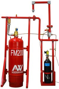 Automatic FM200 Fighting Suppression System Fire Extinguisher pictures & photos