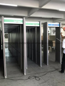 Single Zone Walk Through Metal Detector Gate Walk Through Body Checking Gate pictures & photos