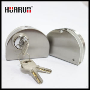 Arc-shaped Sliding glass door Double lock HR1163&HR1164 pictures & photos