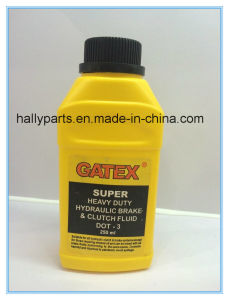 Hydraulic Synthetic DOT 4 Brake Oil for Car Breaking System pictures & photos