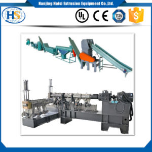 ABS Plastic Recycling Machines Equipment Price pictures & photos