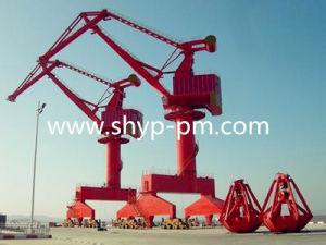 25t Kangaroo Type Grab Crane pictures & photos