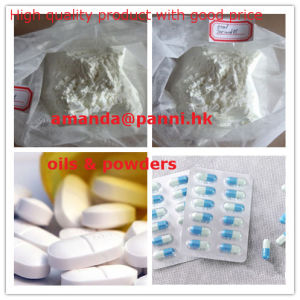 Anti-Inflammatory Muscle Building 4-Chloro Dehydro Methyltestosterone Turinabol pictures & photos