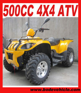 Road Legal 500cc 2 Seats Quad ATV pictures & photos