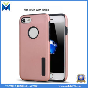 Factory Supplier Hybrid Shockproof Ultra-Thin Slim Cover Case for iPhone 7 Plus pictures & photos