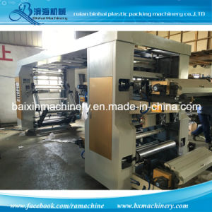 Heavy Kraft Paper Flexo Printing Machine for Package pictures & photos