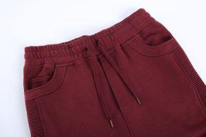 Cotton Terry Spring /Autumn Men Pants pictures & photos