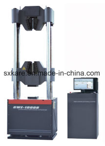 Computerized Servo PC Stand Tensile Testing Machine (GWE-1000B) pictures & photos