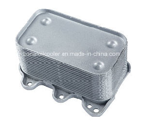 Oil Cooler for Benz (606 180 0365) pictures & photos