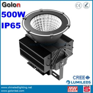Outdoor High Power LED Flood Light for Turf Baseball Field Lighting 300W 400W 500W pictures & photos