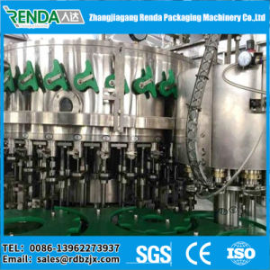 Automatic Glass Bottle Beer Filling Capping Bottling Machine pictures & photos
