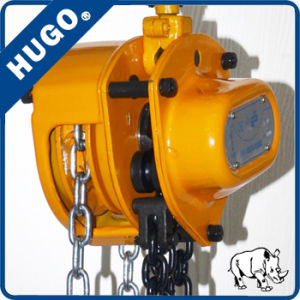 China Manufacturer Vd Chain Block Manual Chain Hoist Low Price pictures & photos