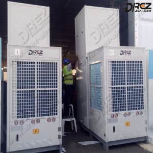 Ducted AC Packaged Aircon Central Air Conditioner (30HP/25USRT) pictures & photos