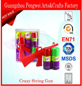 Party Silly String with Gun Shooter pictures & photos